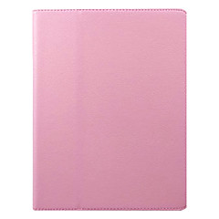 Solid Color PU Leather Case with Stand for iPad2/3/4