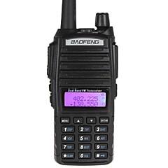 BaoFeng UV-82 Talkie-Walkie 128CH 400 - 470 MHz / 136 - 174 MHz 1800mAh 5 - 10 km Appareil Radio Emetteur-Récepteur