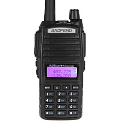 Baofeng UV-82 Radiopuhelin 128CH 400-470MHz / 136-174MHz 1800mAh 5KM-10KM Kaksisuuntainen radio
