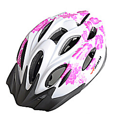 acacia® eps lilla unintegrally-støbt cykelhjelm