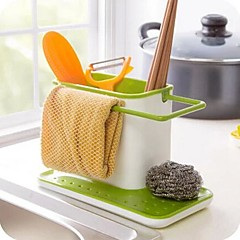 Simply Plastic Chopsticks Kitchen Storage Holders(Assorted Color)