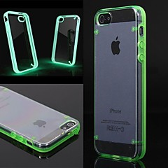 Claro transparente Crystal Case para el iPhone 5/5S Thin (colores surtidos)