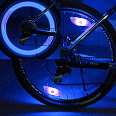 YELVQI Engineering Plastic Blue Spoke Light Hot Wheels