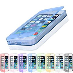 VORMOR® Screen Touch Soft Full Cover Case for iPhone 5/5S(Assorted Colors)