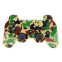 controller wireless camouflage dual shock 3 Bluetooth v4.0 per ps3