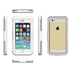 iphone 7 plus naakt kleur stijl onderwater box waterdichte droge zak beschermer geval voor iPhone 6s 6 plus