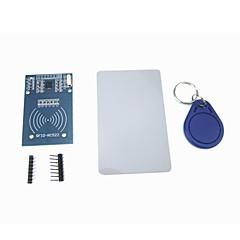 mfrc-522 Czujnik indukcyjny RFID rc522 moduł karty IC z bezpłatnym S50 łańcucha klucza karty