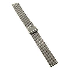 Herre / Dame Klokkeremmer Rustfritt stål #(0.047)Watches Repair Kits#(16.5 x 1.8 x 0.3)
