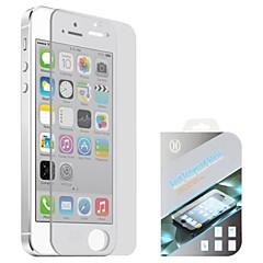 hoge kwaliteit 0.2mm goud gehard glas voor de iPhone 5 / 5s