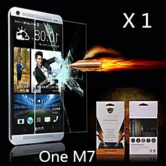 Ultimate Shock Absorption Screen Protector for HTC ONE/M7