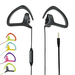 S4CHFZ Hi-Fi Stereo Adjustable On-Ear  Headphone with Mic Microphone (Assorted Color)