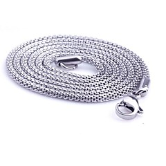 Z&X®  Men's Fashion  Personality Very Long Snake Titanium Steel Necklaces Christmas Gifts