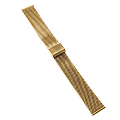 Men's Women's Watch Bands Stainless Steel #(0.047) #(16.5 x 2 x 0.3) Watch Accessories