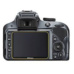 JJC LCP-d3300 odolný proti poškrábání Screen Protector pro Nikon d3300 D3200