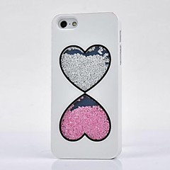 LUXURY Rhinestone Back Cover Case for iPhone 4/4S(Assorted Colors)