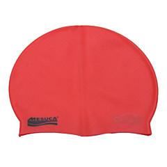 MESUCA® Massage Swim Cap Assorted Color Dark Purple Orange Grey Red Black