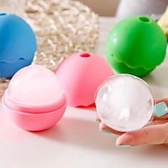 kugle-form silikone is boks (tilfældig farve)
