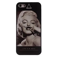 Monroe Design Aluminum Hard Case for iPhone 5/5S