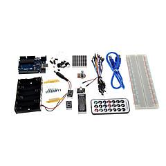 kt0003 unos conceptos básicos de aprendizaje motor de arranque kit para arduino