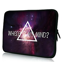 Elonno Mysterious Sky 13'' Laptop Neoprene Protective Sleeve Case for Macbook Pro/Air Dell HP Acer