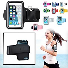 trendy sport hardlopen joggen sportschool armband full body hoesje voor de iPhone 6 / galaxy s3 / s4 (assorti kleur)