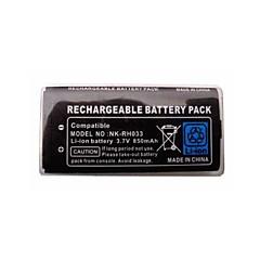 850mAh ladattava litium-ioni-akku + työkalu paketti Nintendo DSi NDSi