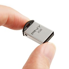 mini USB 2.0 Flash Drive 8GB m2 PNY