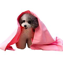 Abby daino assorbente asciugamani animale domestico per gli animali domestici cani di piccola taglia di colore ressorted