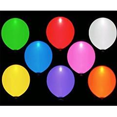 10PCS Shinning Balloms (Random Color)