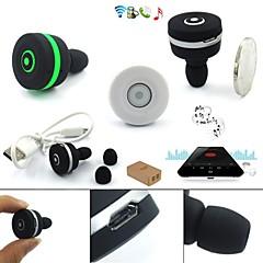 casque Bluetooth dans le conduit auditif mini-casque sport conception de boucle d'oreille mains libres sans fil pour téléphones
