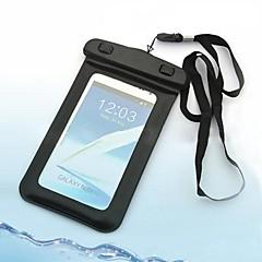 pvc caso 10m impermeabile del telefono subacqueo sacchetto del sacchetto asciutto per il iphone 4 / 4s iphone 5 / 5s / 5c iphone 6/6 plus e altri