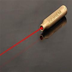 LT-223bem punainen laserosoitin (4 mW, 650nm, 3xag13, khaki)