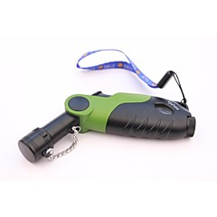 Creative Blowpipe Special Metal Windproof Lighters Green  White  Red