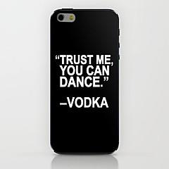 Vertrauen Muster harter Fall für iphone 6s 6 Plus