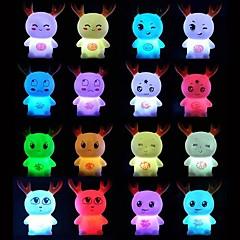 coway Magie Baby-Drachen bunten LED-Nachtlicht (Farbe sortiert)