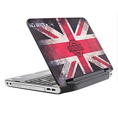 """Union Jack kuvio kannettava suojaava tarrakalvo 14 """"kannettava tietokone"""