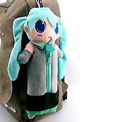 Táska Ihlette Vocaloid Hatsune Miku Anime/Videójátékok Szerepjáték Kiegészítők Táska Kék Polár gyapjú Férfi / Nő