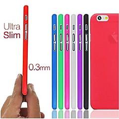 vormor® sottile caso solida glassata ultra per iPhone 6 (colori assortiti)