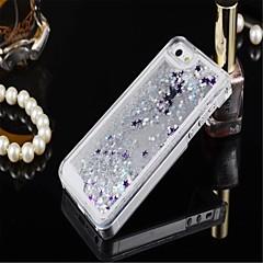 siiquid estrelas do escudo do telefone móvel shell areia movediça foriphone 5 / 5s (coior sortidas)