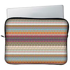 """huado® 13 """"15""""h65889 보헤미안 사랑스러운 패턴 노트북 슬리브 케이스"""