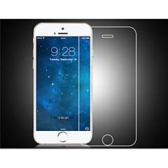 trempé protecteur d'écran de verre prime pour l'iphone 6 (transparent)