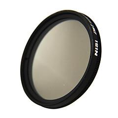 nisi 43mm pro cpl ultra mince filtre circulaire de l'objectif de polariseur