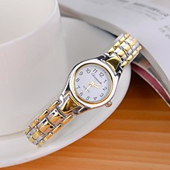 Women's Fashionable Style Alloy Analog Quartz Bracelet Watch Cool Watches Unique Watches