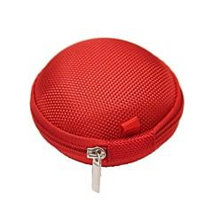 hiphophippo mini øretelefon oppbevaringslomme / mynt vesken 8cm