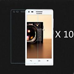 (10 τμχ) υψηλής ευκρίνειας οθόνη προστάτης για Huawei G6