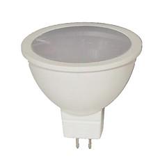 6 W- MR16 - GU5.3 - Spotlamper (Warm White 540 lm- DC 12/AC 12