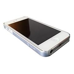 아이폰 5 / 5S에 대한 텔러스 다이아몬드 알루미늄 보호 커버 (모듬 색상)