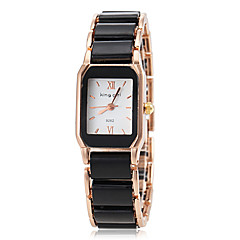 Women's Quartz Alloy Band Analog Fashion Watch (Assorted Colors)