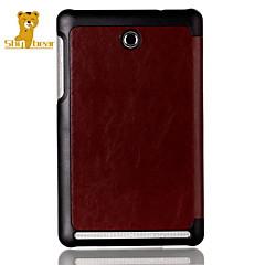 caso tímido cubierta de cuero de lujo oso ™ para Iconia Acer a1-840 a1 840 tab tablet 8,0 pulgadas