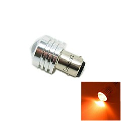 1157 (P21/5W Ba15d) 3W 3COB 635-700nm Red Light LED Bulb for Car Reversing Lamp (DC12V /1pcs)